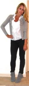 Model Gray Sweater