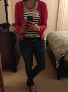 My Pink Sweater