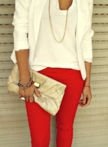 Red and White Inspiration