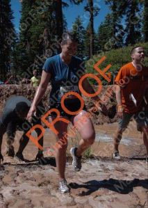 The end of Mud Mile