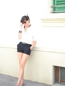 Black and White Model