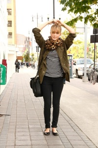 Stripes and Leopard Inspiration