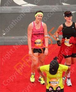 Marathon Exhaustion